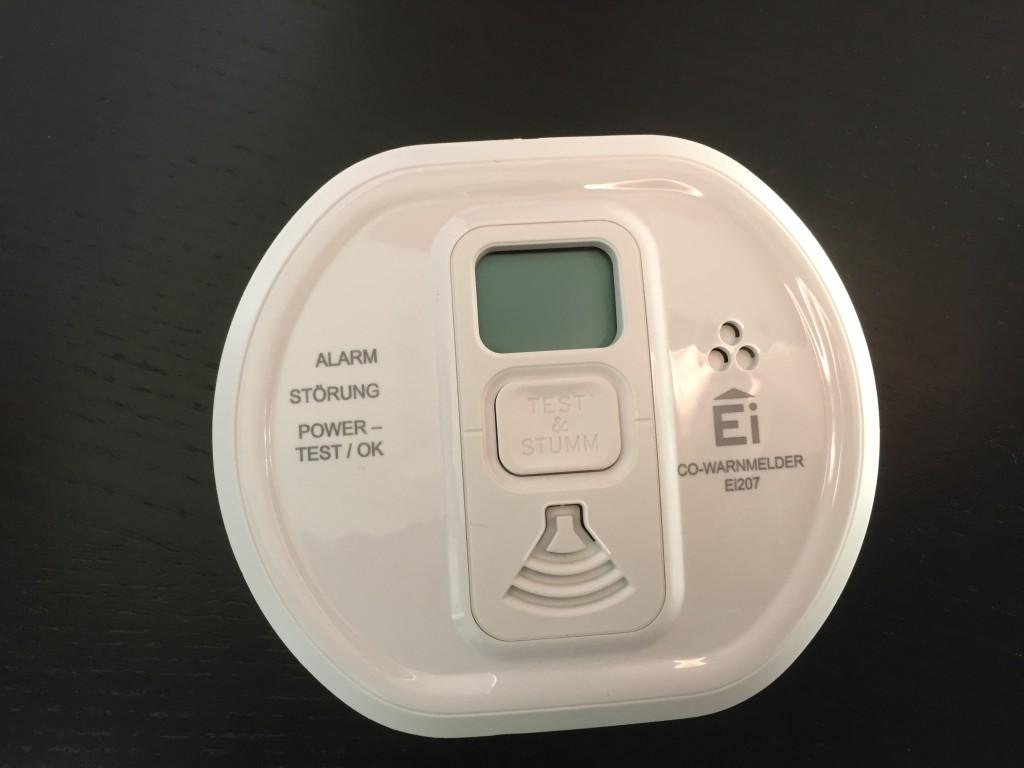 Kohlenmonoxidmelder EI207D-D von EI-Electronics