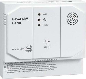 indexa ga90 gasmelder test kohlenmonoxidmelder. Black Bedroom Furniture Sets. Home Design Ideas